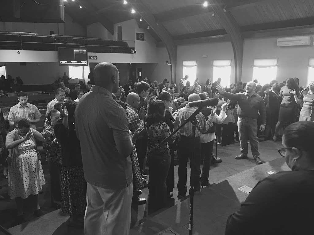 Bellerose Assembly of God - church  | Photo 5 of 7 | Address: 240-15 Hillside Avenue, Jamaica, NY 11426, USA | Phone: (718) 217-4536