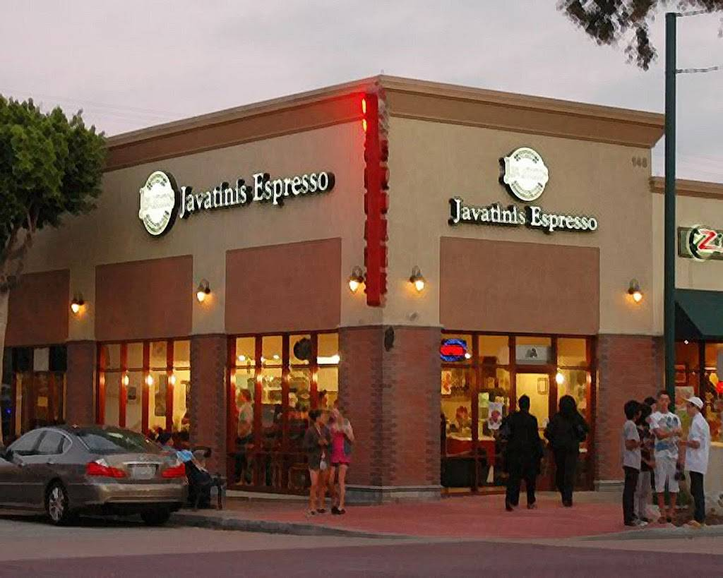 Javatinis Espresso & Gelato - cafe  | Photo 1 of 9 | Address: 148 Main St, Seal Beach, CA 90740, USA | Phone: (562) 626-8202