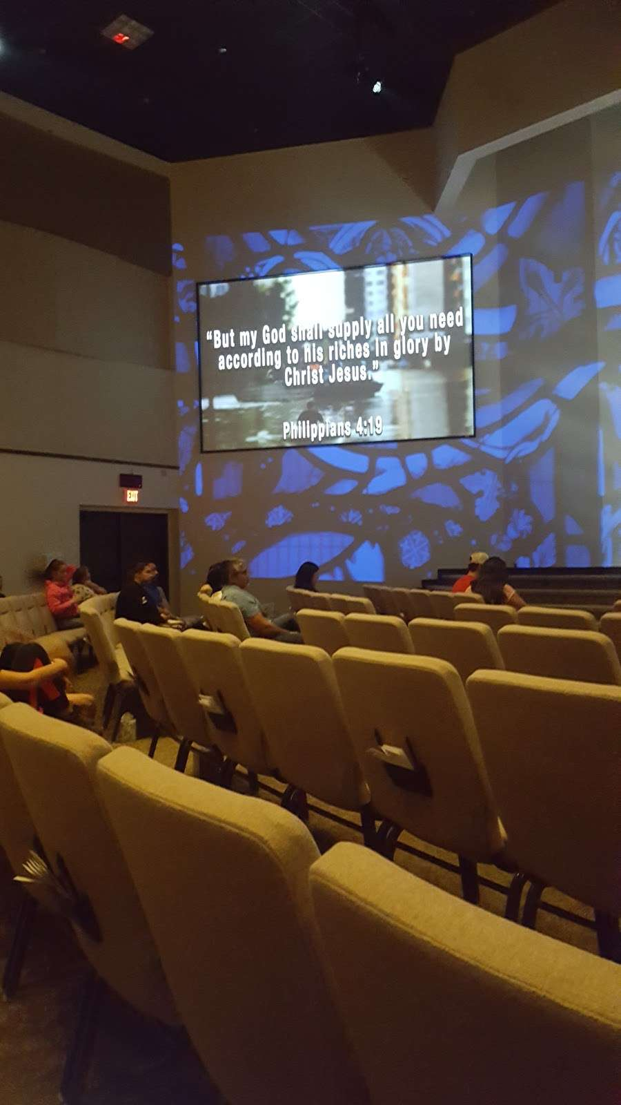 Crossroads Fellowship - church  | Photo 9 of 10 | Address: 12110 East Sam Houston Pkwy N, Houston, TX 77044, USA | Phone: (713) 455-1661