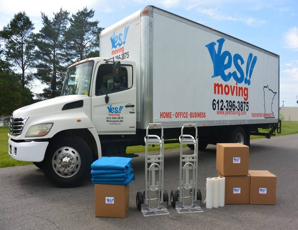Yes Moving - moving company  | Photo 1 of 5 | Address: 3215 Elliot Ave., Minneapolis, MN 55407, USA | Phone: (612) 396-3875