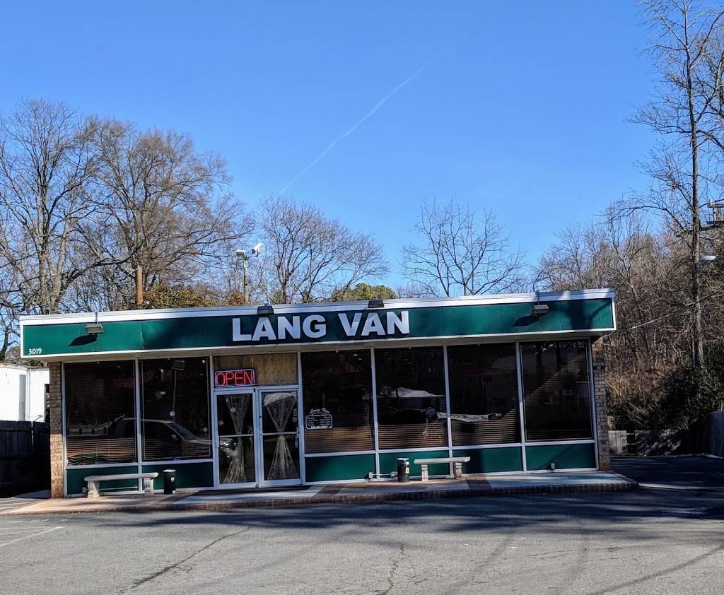 Lang Van Vietnamese Restaurant - restaurant  | Photo 8 of 10 | Address: 3019 Shamrock Dr, Charlotte, NC 28215, USA | Phone: (704) 531-9525
