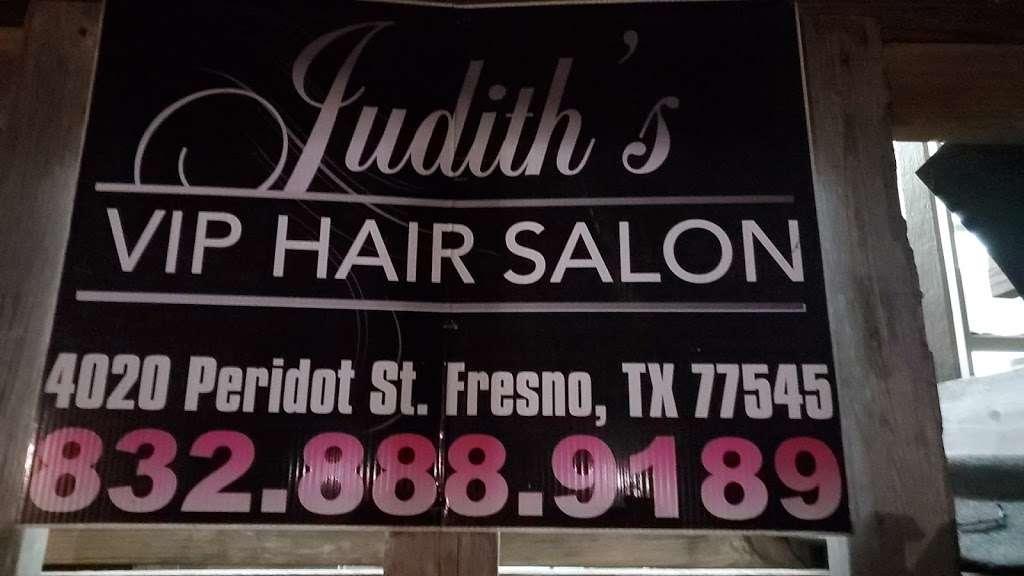 Judiths Vip Hair Salon - hair care  | Photo 1 of 1 | Address: 4020 Peridot St, Fresno, TX 77545, USA | Phone: (832) 888-9189