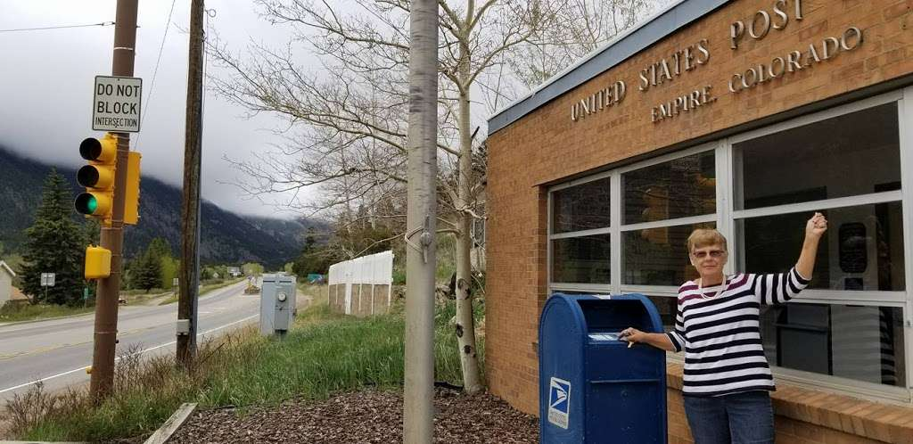 United States Postal Service - post office  | Photo 3 of 8 | Address: 215 W Park Ave, Empire, CO 80438, USA | Phone: (800) 275-8777