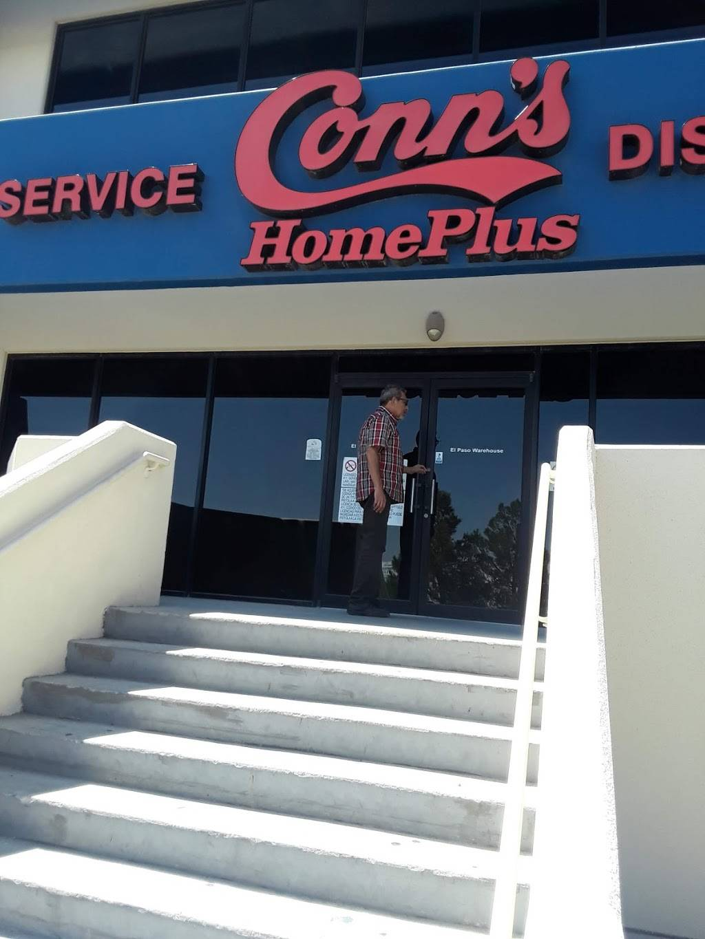 Conns Distribution - storage  | Photo 1 of 4 | Address: 47 Butterfield Trail Blvd, El Paso, TX 79906, USA | Phone: (915) 881-0052