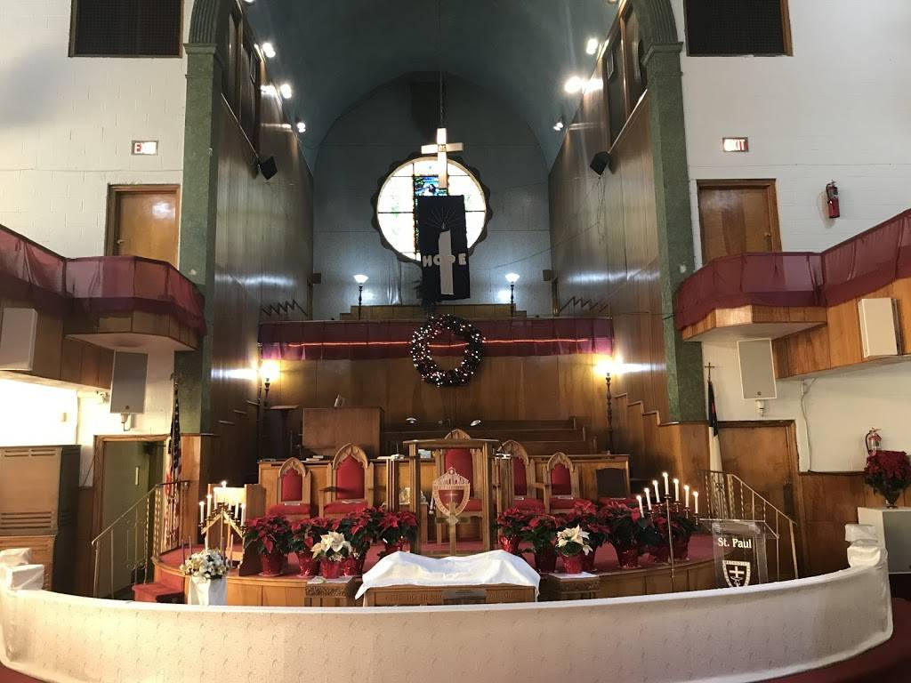 St. Paul Church - church  | Photo 1 of 10 | Address: 2260 Hunt St, Detroit, MI 48207, USA | Phone: (313) 567-9643