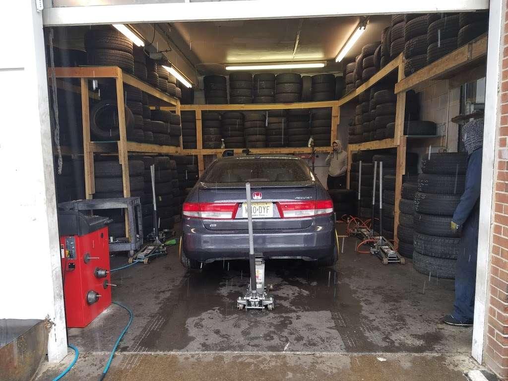 Lindenwold Tire Center - car repair  | Photo 8 of 10 | Address: 500 E Gibbsboro Rd, Lindenwold, NJ 08021, USA | Phone: (856) 426-5635