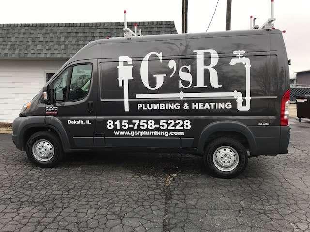 Gs R Plumbing & Heating - plumber  | Photo 1 of 5 | Address: 1831 E Lincoln Hwy, DeKalb, IL 60115, USA | Phone: (815) 758-5228