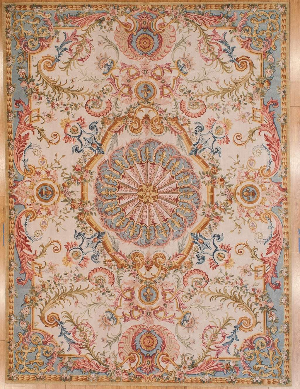 ModRen Rugs Inc Aubusson Savonnerie Tapestry - home goods store  | Photo 4 of 7 | Address: 505 Windsor Dr, Secaucus, NJ 07094, USA | Phone: (201) 866-0909