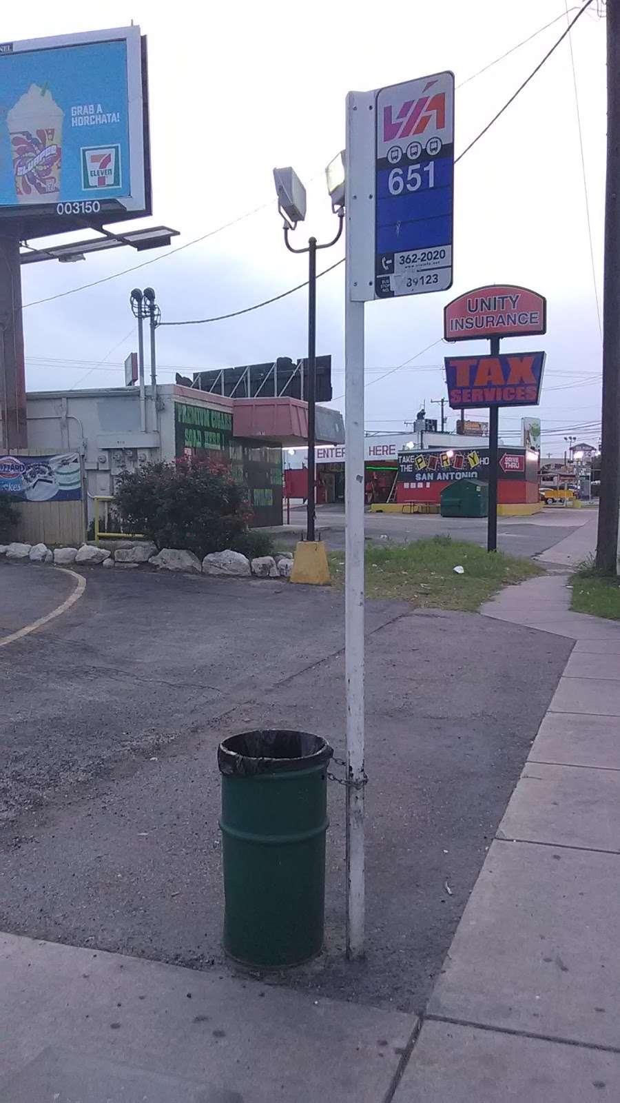 Jackson-Keller in Front of 1914 - bus station  | Photo 1 of 1 | Address: San Antonio, TX 78213, USA