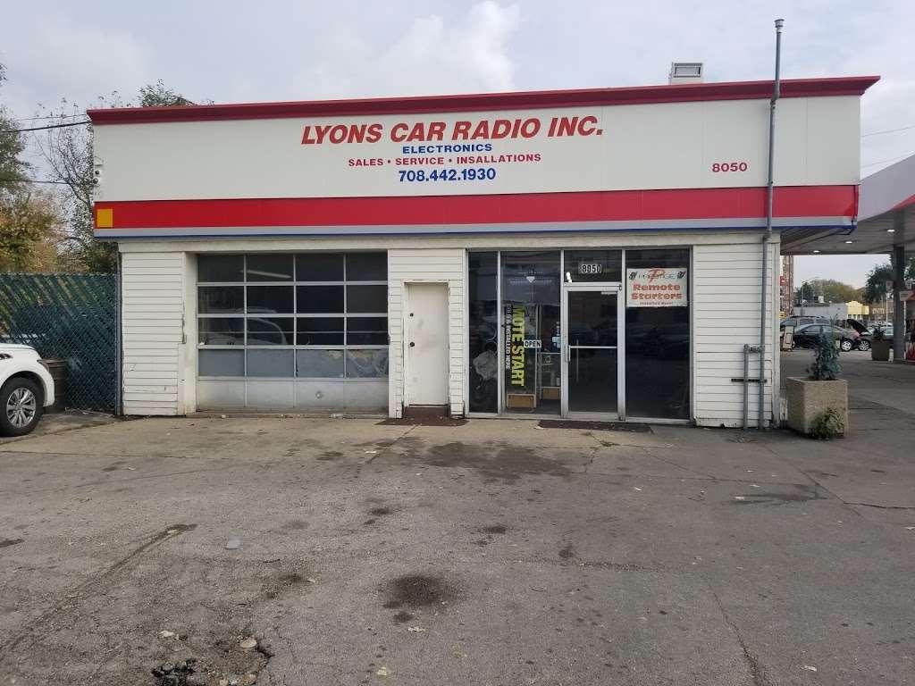 Lyons Car Radio Inc - car repair  | Photo 2 of 10 | Address: 8050 Ogden Ave # 4, Lyons, IL 60534, USA | Phone: (708) 442-1930