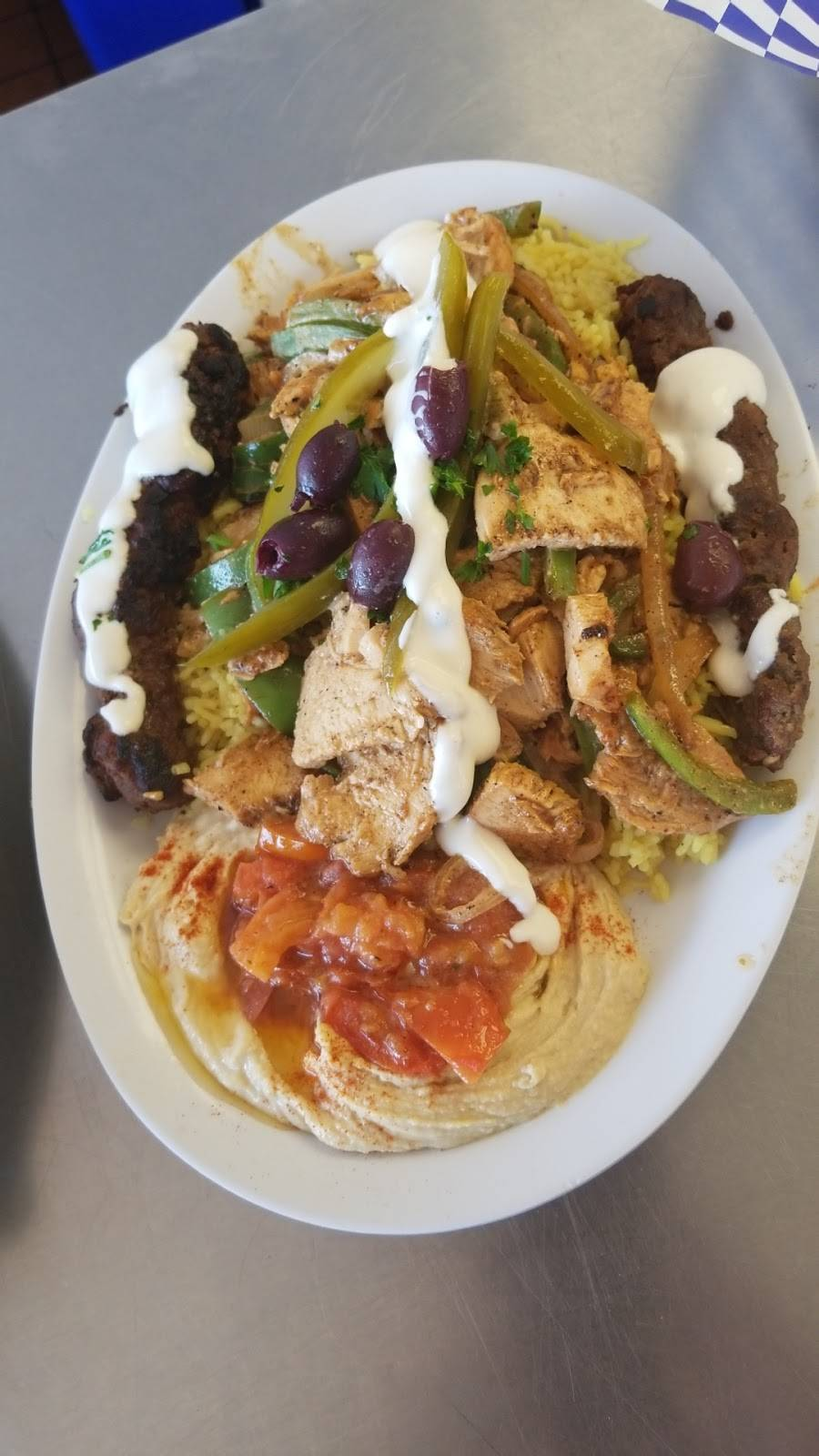 Pita King - restaurant  | Photo 4 of 6 | Address: 2328 E Franklin Ave, Minneapolis, MN 55406, USA | Phone: (612) 345-5931