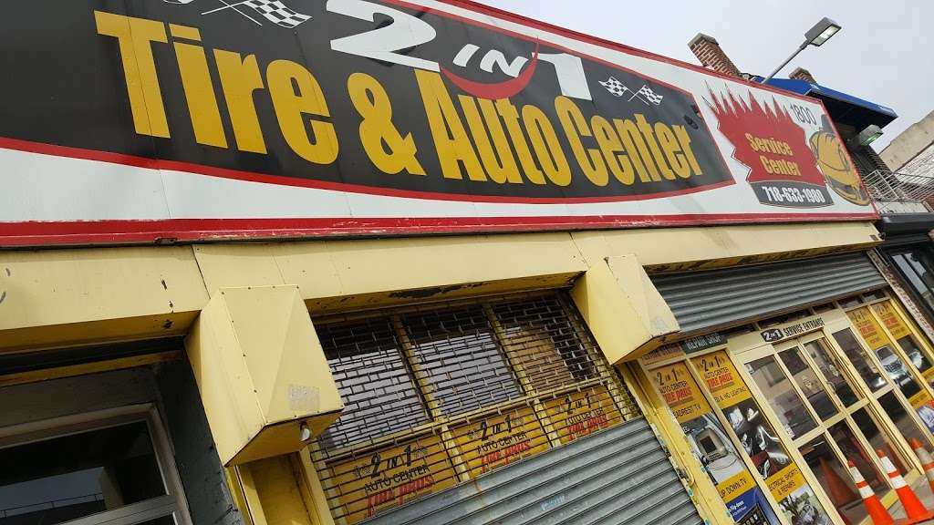 2 in 1 Tire & Auto Tire Pros - home goods store  | Photo 3 of 10 | Address: 1800 Coney Island Ave, Brooklyn, NY 11230, USA | Phone: (718) 633-1980