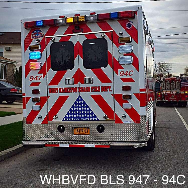 West Hamilton Beach Volunteer Fire Department - fire station  | Photo 5 of 7 | Address: 10233 Davenport Ct, Jamaica, NY 11414, USA | Phone: (718) 843-9863