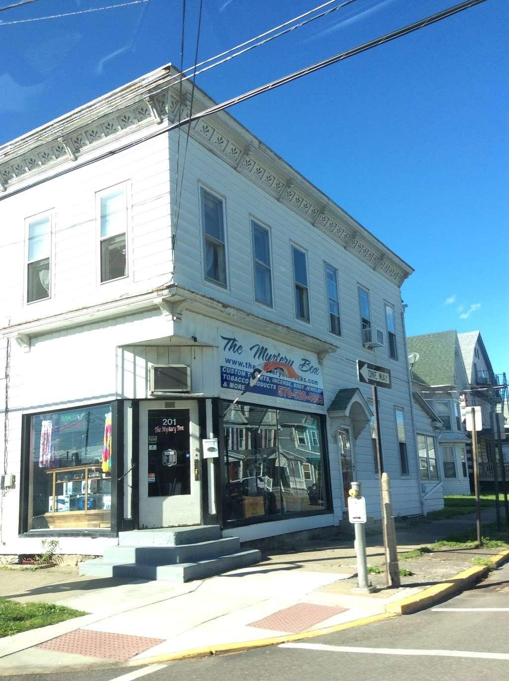 The Mystery Box - furniture store  | Photo 2 of 7 | Address: 201 E 2nd St, Berwick, PA 18603, USA | Phone: (570) 520-4053