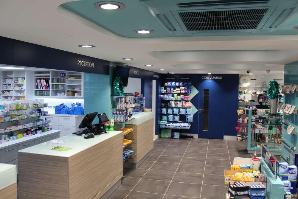 Oxlow Chemist - Alphega Pharmacy - pharmacy  | Photo 4 of 6 | Address: 217 Oxlow Ln, Dagenham RM10 7YA, UK | Phone: 020 8595 8527