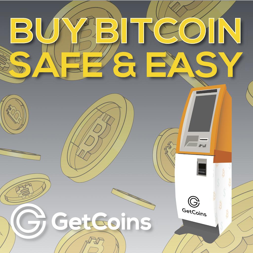 GetCoins Bitcoin ATM Near Me - Dundalk - Merritt Blvd Exxon - atm  | Photo 2 of 3 | Address: 1300 Merritt Blvd, Dundalk, MD 21222, USA | Phone: (860) 800-2646