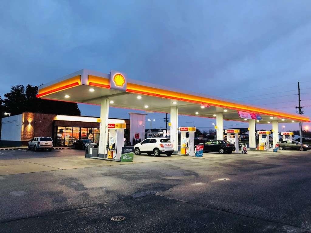 Shell - gas station    Photo 3 of 4   Address: 24851 John J Williams Hwy, Millsboro, DE 19966, USA   Phone: (302) 945-6221