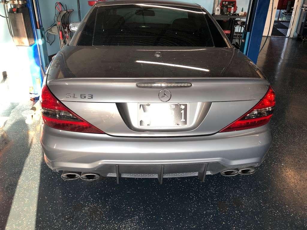 All Pro Auto Repairs - car repair  | Photo 3 of 6 | Address: 7510 Cherry Park Dr, Houston, TX 77095, USA | Phone: (281) 861-9283