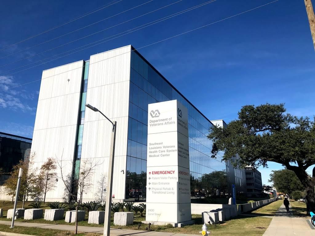 Veterans Affairs Hospital - hospital  | Photo 3 of 10 | Address: 119 S Galvez St, New Orleans, LA 70119, USA | Phone: (800) 935-8387