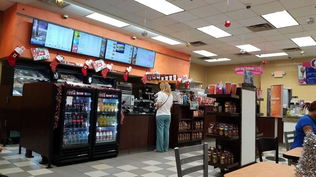 Dunkin Donuts - cafe  | Photo 2 of 10 | Address: 1935 E Osceola Pkwy, Buena Ventura Lakes, FL 34743, USA | Phone: (407) 348-7822