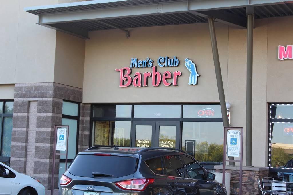 Mens Club Barbershop - hair care  | Photo 6 of 8 | Address: 7000 E Mayo Blvd, Phoenix, AZ 85054, USA | Phone: (480) 538-0999