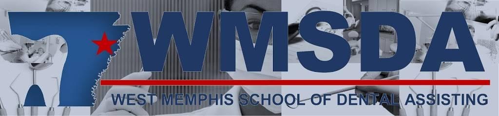 West Memphis School of Dental Assisting - school  | Photo 1 of 9 | Address: 126 W Bond Ave, West Memphis, AR 72301, USA | Phone: (501) 249-2775