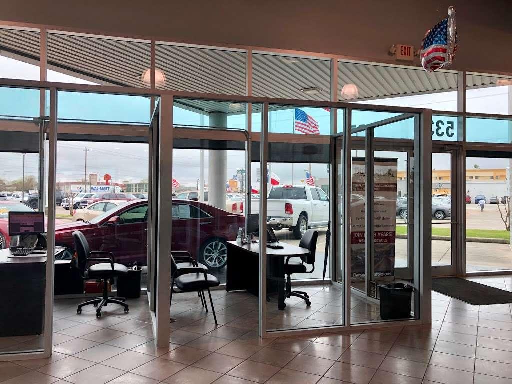 Bayshore Chrysler Jeep Dodge RAM - car dealer  | Photo 1 of 10 | Address: 5225, I-10 E, Baytown, TX 77521, USA | Phone: (281) 421-6000