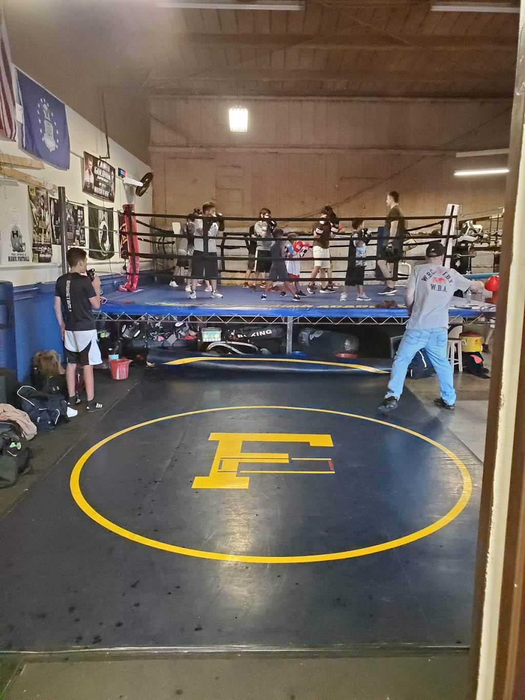 MBA Boxing Gym - gym  | Photo 1 of 3 | Address: 401 Farm to Market 685 #204, Pflugerville, TX 78660, USA | Phone: (512) 736-8443
