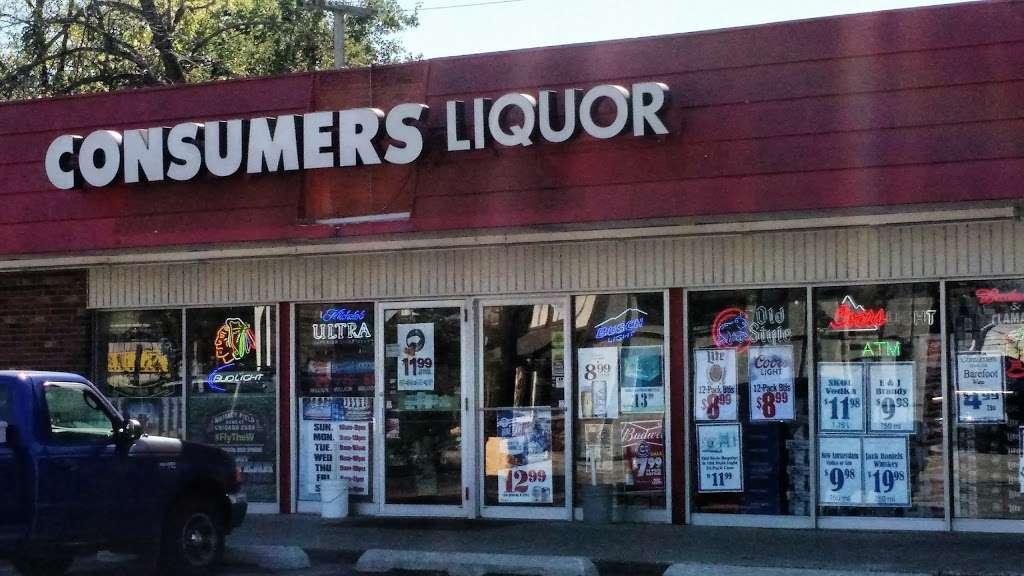 Consumers Liquor Stores Inc - store  | Photo 2 of 10 | Address: 1134 Plainfield Rd, Joliet, IL 60435, USA | Phone: (815) 723-7331