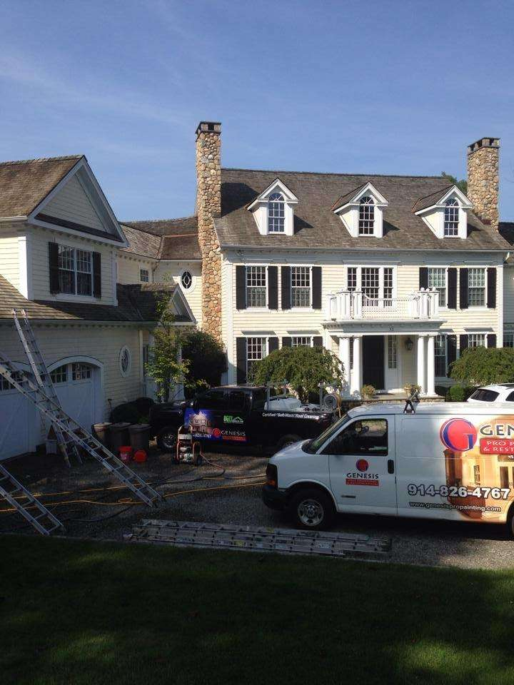 Genesis Pro Painting & Restoration Inc. - painter  | Photo 7 of 10 | Address: 300-B Adams St, Bedford Hills, NY 10507, USA | Phone: (914) 579-2110