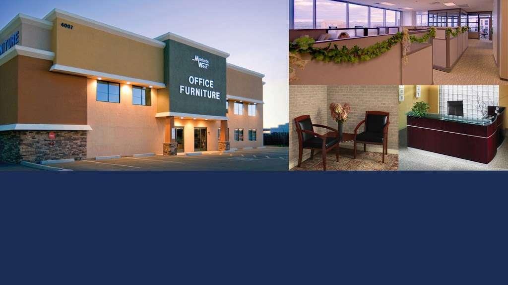 Markets West Office Furniture - furniture store    Photo 2 of 4   Address: 4007 E Washington St, Phoenix, AZ 85034, USA   Phone: (602) 275-2226