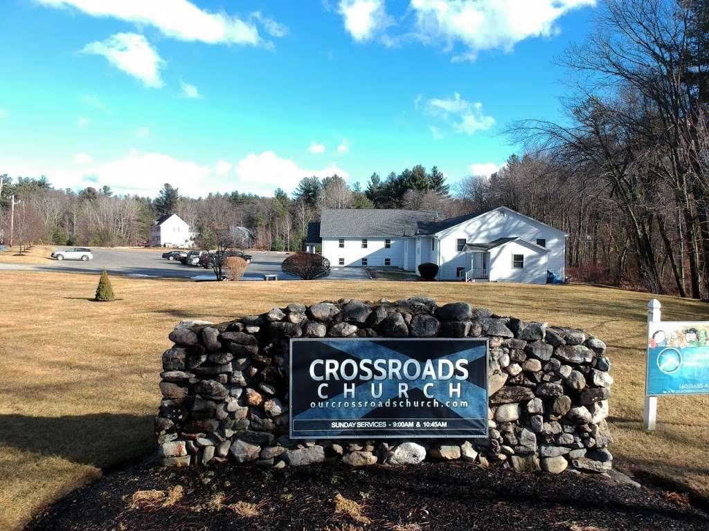 Crossroads Church - church  | Photo 7 of 9 | Address: 43 Atwood Rd, Pelham, NH 03076, USA | Phone: (603) 635-1556