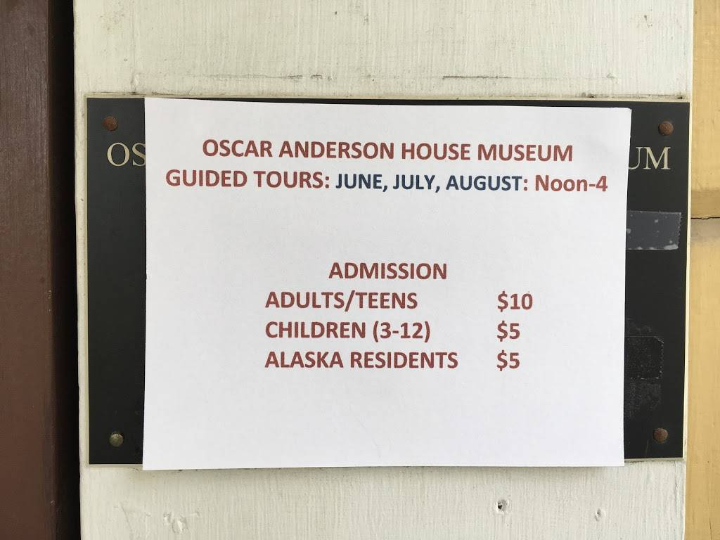 Oscar Anderson House Museum - museum  | Photo 5 of 10 | Address: 420 M St, Anchorage, AK 99501, USA | Phone: (907) 274-2336