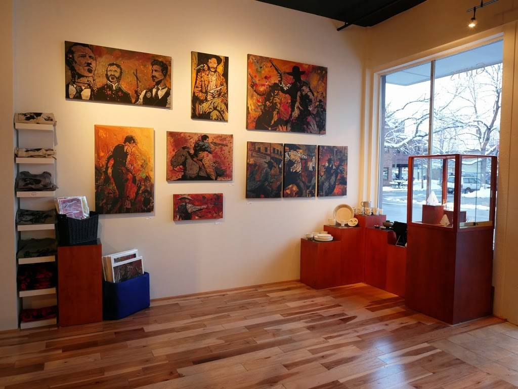 Gallery 1505 - art gallery  | Photo 3 of 8 | Address: 1505 S Pearl St, Denver, CO 80210, USA | Phone: (303) 722-1035