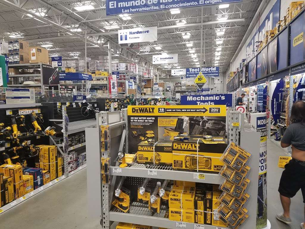Lowes Home Improvement - hardware store  | Photo 5 of 10 | Address: 7801 Tonnelle Ave, North Bergen, NJ 07047, USA | Phone: (201) 662-0932