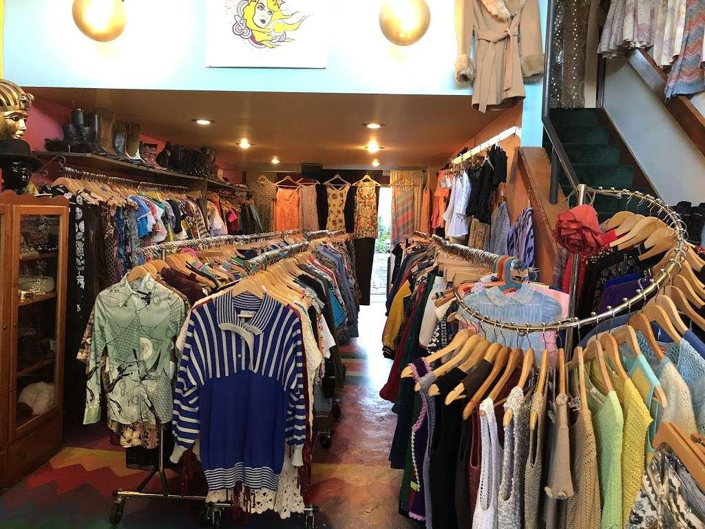 Empress Vintage - clothing store    Photo 2 of 10   Address: 1757 Alcatraz Ave, Berkeley, CA 94703, USA   Phone: (510) 542-6196