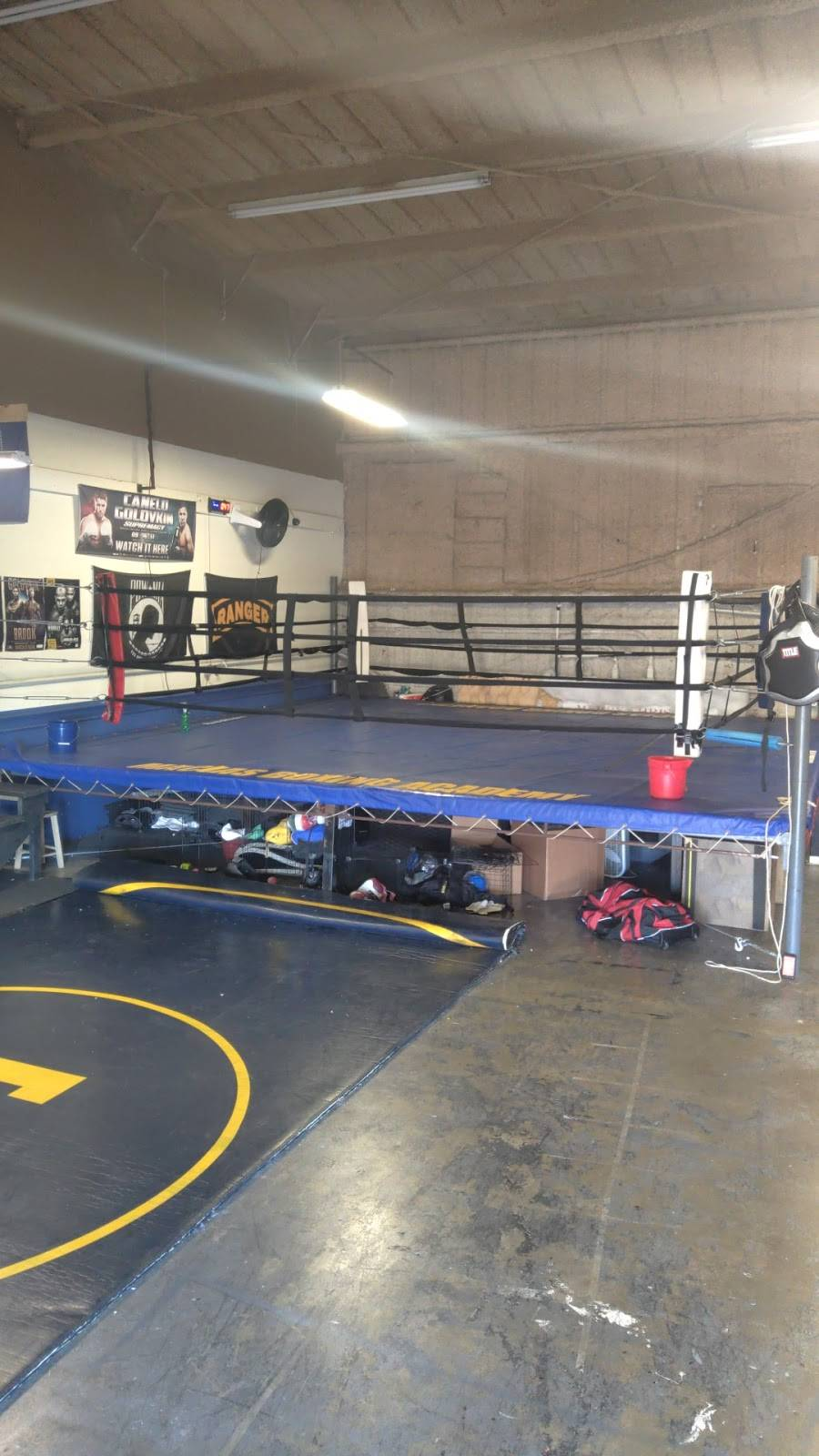 MBA Boxing Gym - gym  | Photo 3 of 3 | Address: 401 Farm to Market 685 #204, Pflugerville, TX 78660, USA | Phone: (512) 736-8443