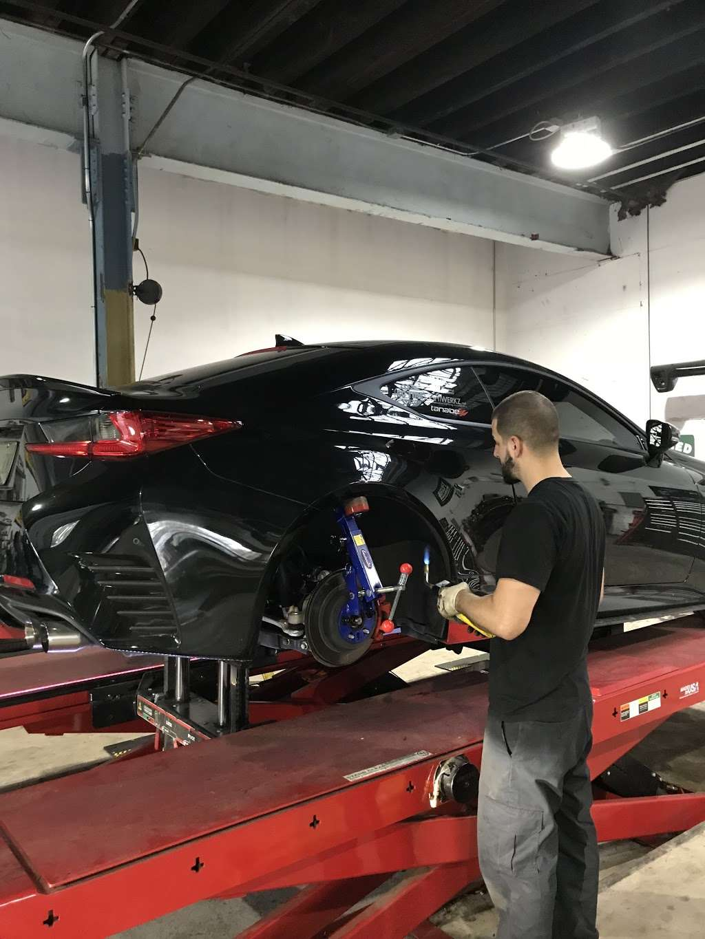The Stance Shop - car repair  | Photo 4 of 10 | Address: 20-02 29th St, Astoria, NY 11105, USA | Phone: (917) 435-6372