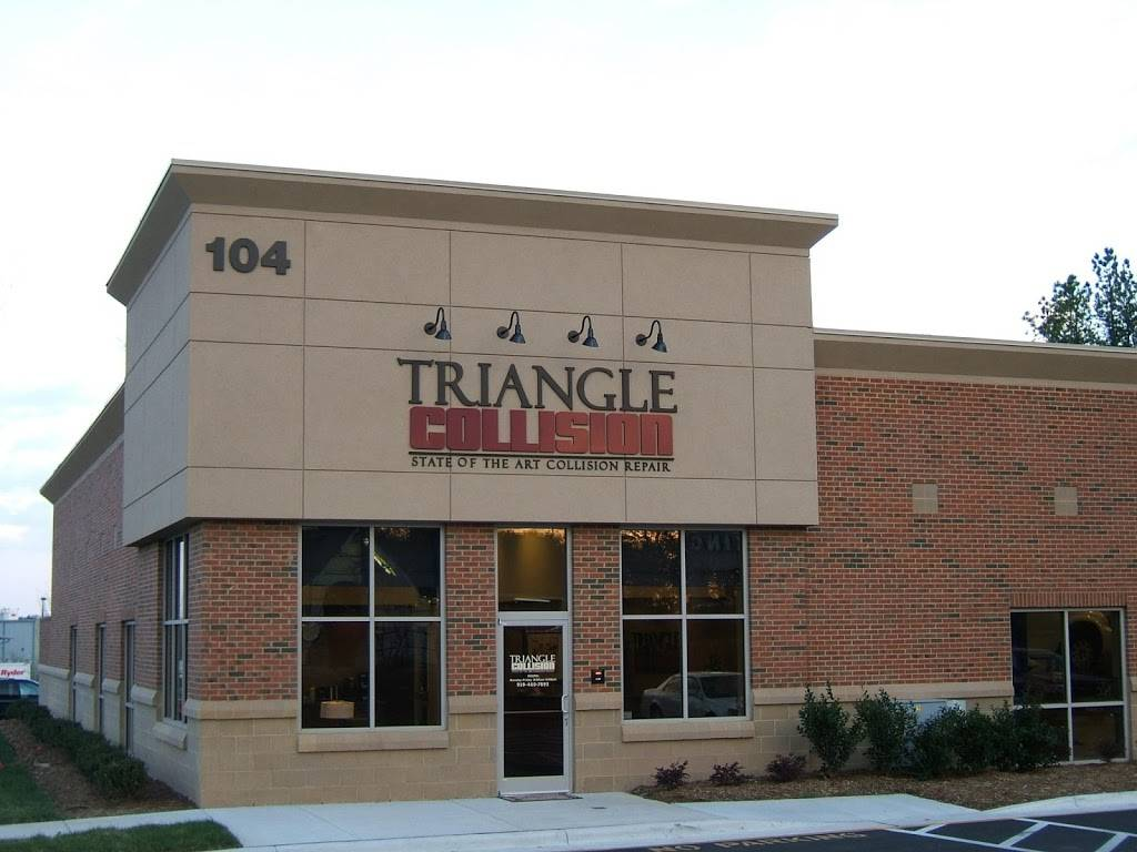 Triangle Collision - car repair  | Photo 3 of 8 | Address: 104 Waldron Ct, Morrisville, NC 27560, USA | Phone: (919) 460-7693