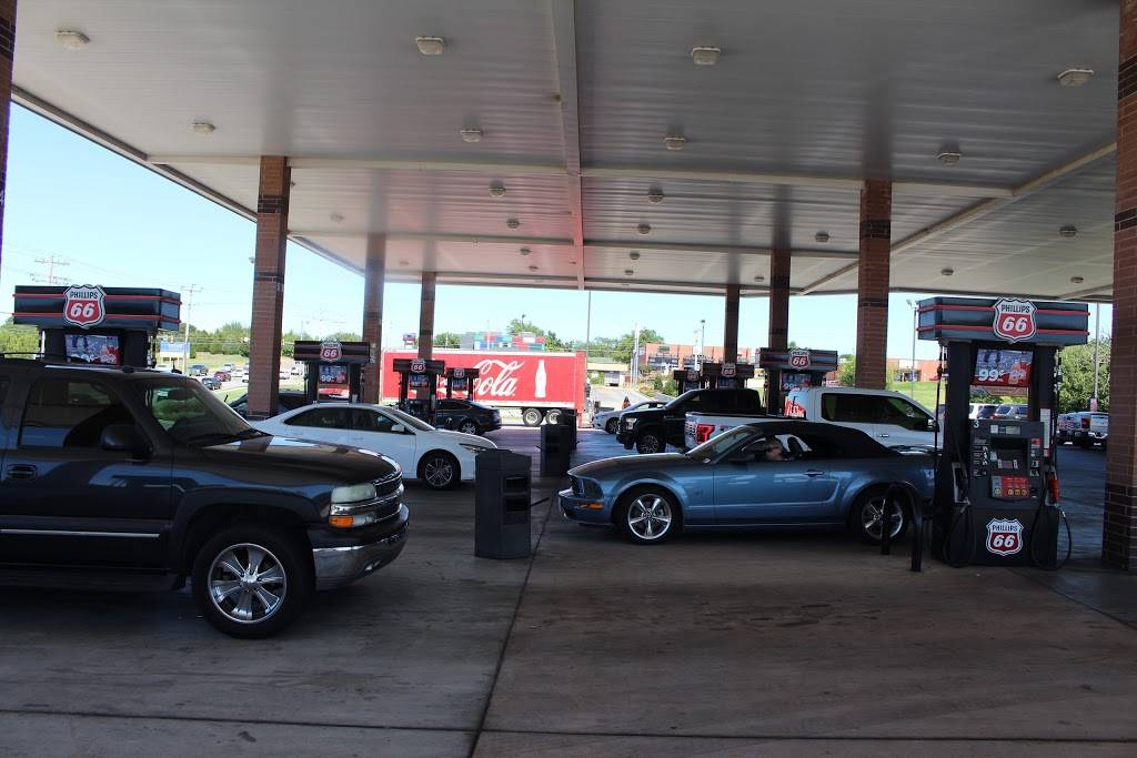 OnCue #104 - convenience store  | Photo 5 of 9 | Address: 1900 E Memorial Rd, Edmond, OK 73013, USA | Phone: (405) 478-0030