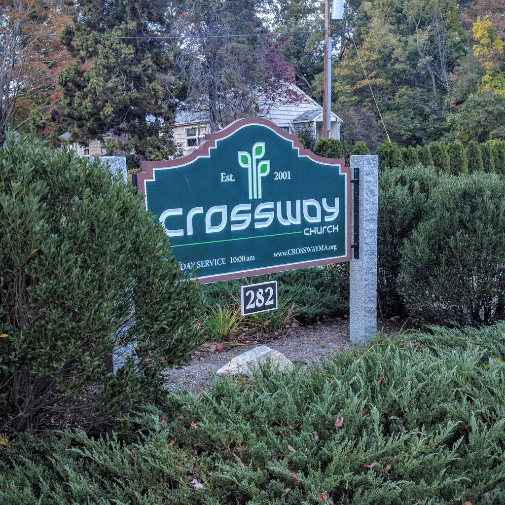 Crossway Church - church    Photo 3 of 3   Address: 282 Summer Street, Franklin, MA 02038, USA   Phone: (508) 346-3611