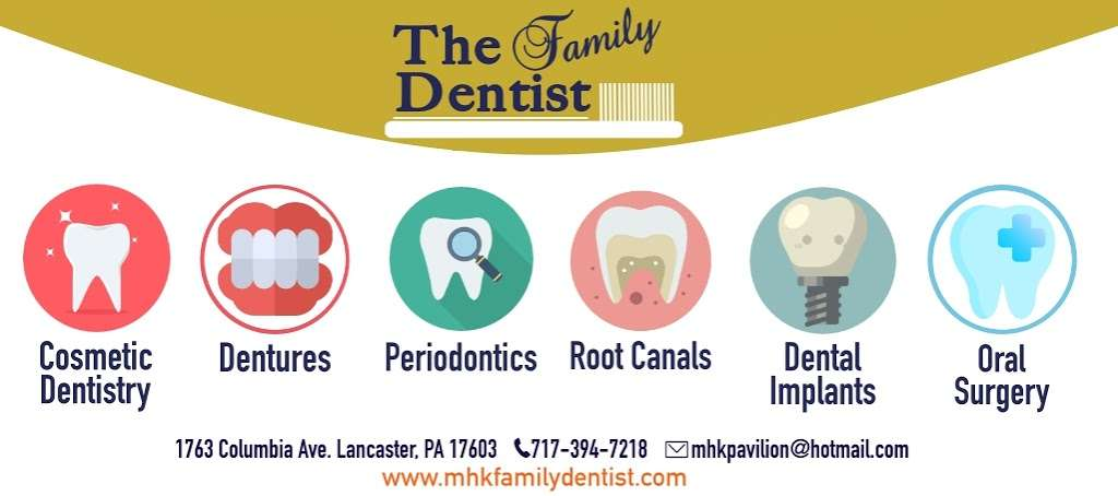 The Family Dentist - dentist  | Photo 6 of 7 | Address: 1763 Columbia Ave, Lancaster, PA 17603, USA | Phone: (717) 394-7218