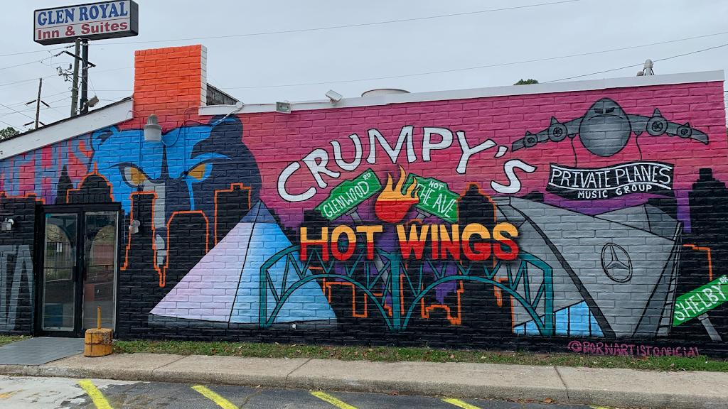 Crumpy's Hotwings - restaurant  | Photo 1 of 10 | Address: 4468 Glenwood Rd, Decatur, GA 30032, USA | Phone: (404) 800-5791