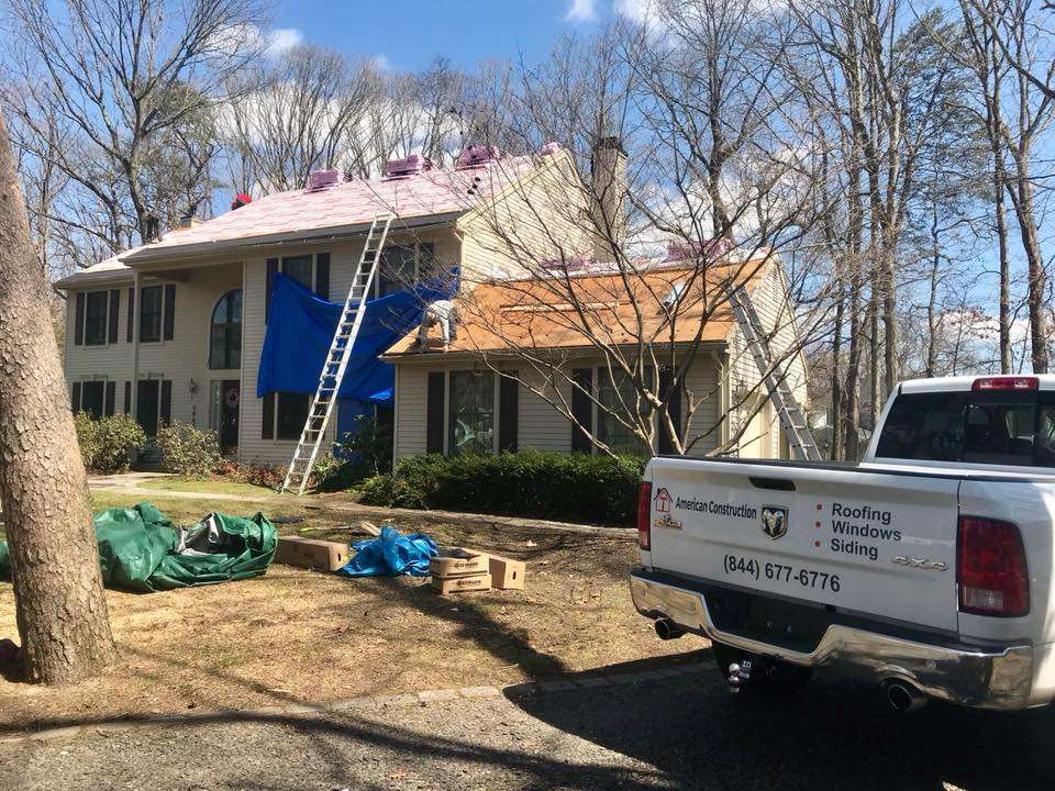 American Construction - roofing contractor  | Photo 7 of 10 | Address: 6 Firethorne Rd, Cherry Hill, NJ 08003, USA | Phone: (844) 677-6776