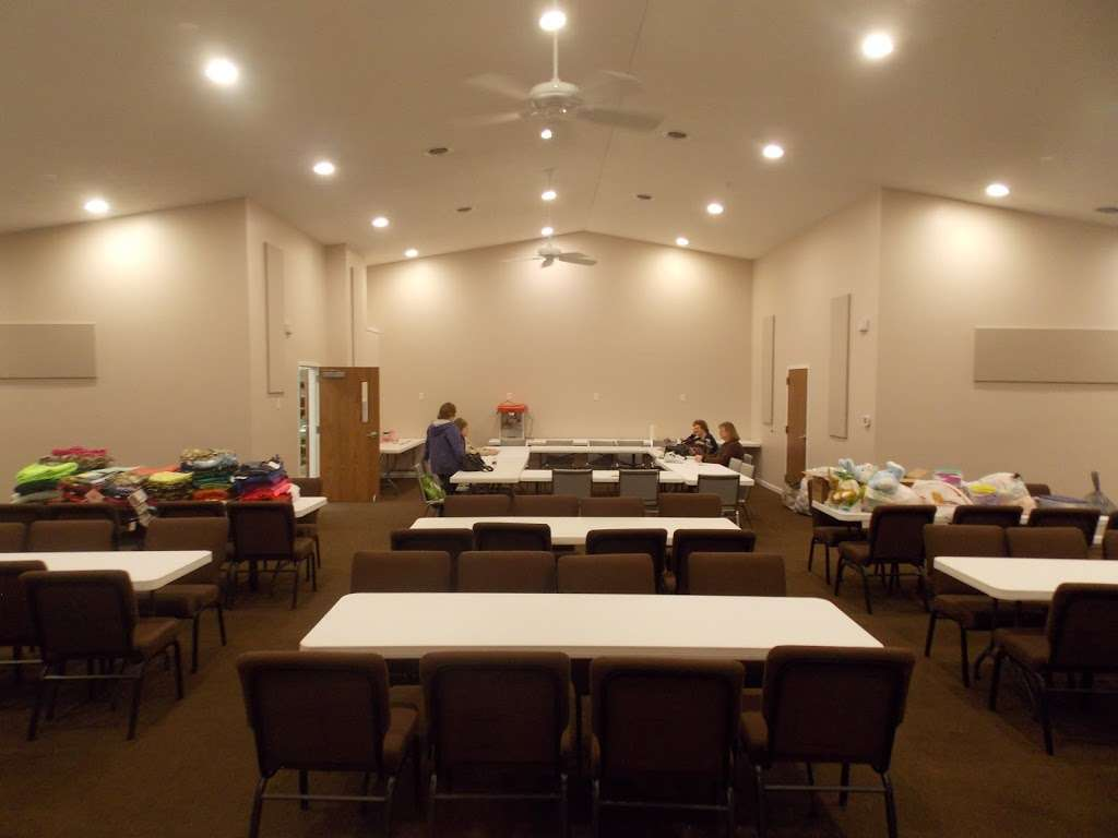 Sauktown Church of Christ - church  | Photo 5 of 10 | Address: 8751 E 150 N, Mill Creek, IN 46365, USA | Phone: (219) 778-4110