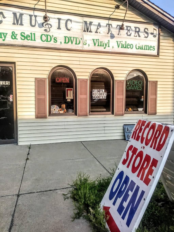 Music Matters Record Store - movie rental  | Photo 1 of 5 | Address: 527 Cayuga Dr, Niagara Falls, NY 14304, USA | Phone: (716) 371-8454
