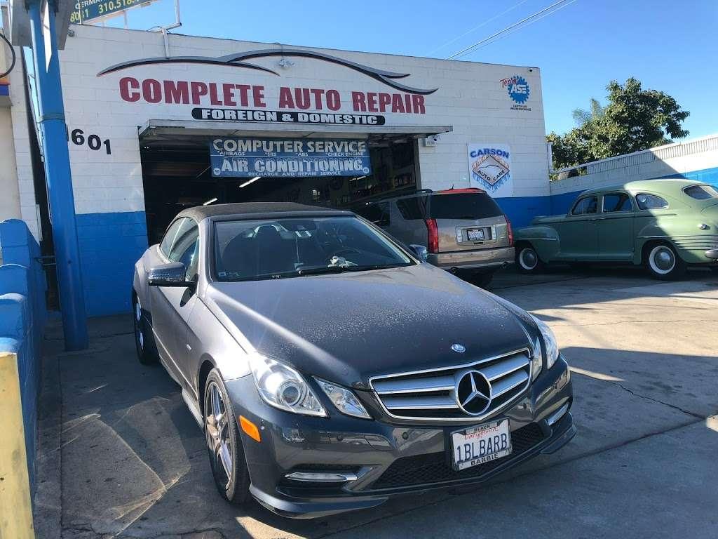 Carson Auto Care - car repair  | Photo 3 of 10 | Address: 1601 W Carson St, Torrance, CA 90501, USA | Phone: (310) 518-4177