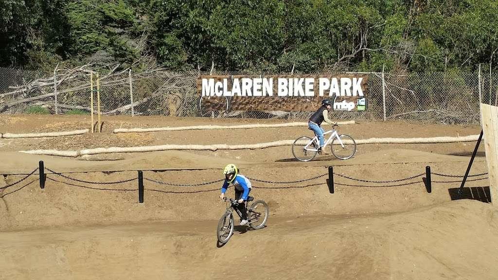 McLaren Bike Park - gym  | Photo 2 of 7 | Address: 2050 Sunnydale Ave, San Francisco, CA 94134, USA