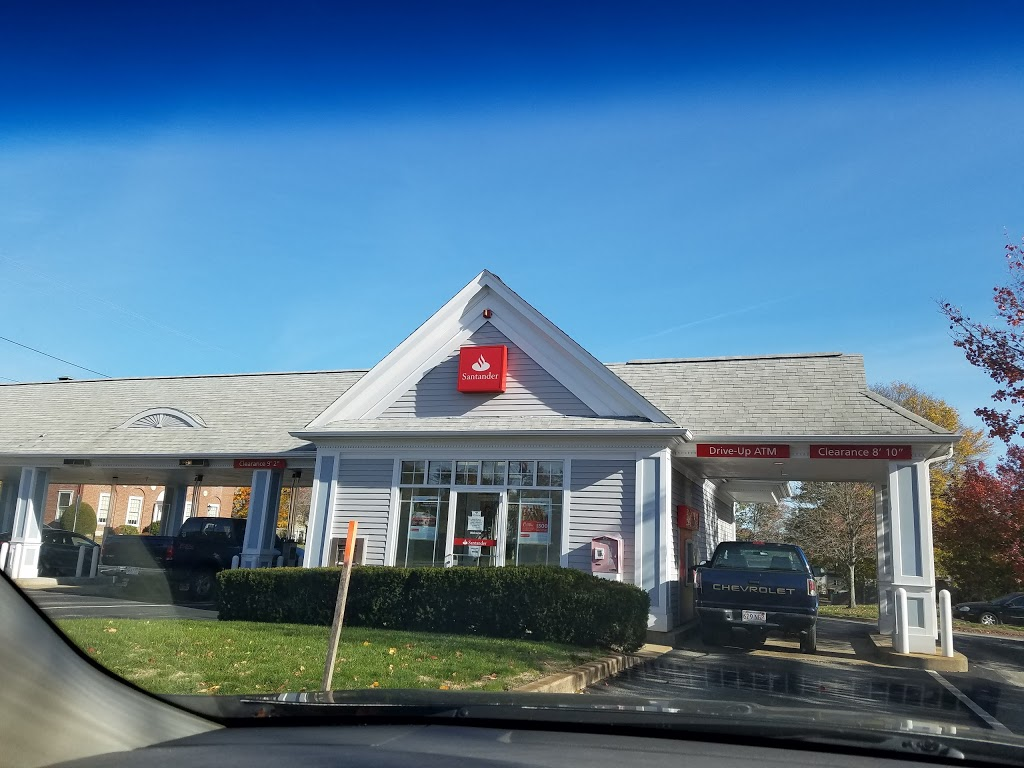 Santander Bank | 533 Washington St, Abington, MA 02351, USA