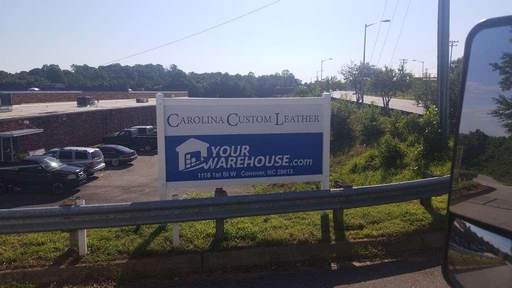 North Carolina Custom Leather - furniture store  | Photo 5 of 8 | Address: 1118 W 1st St, Conover, NC 28613, USA | Phone: (828) 326-8143